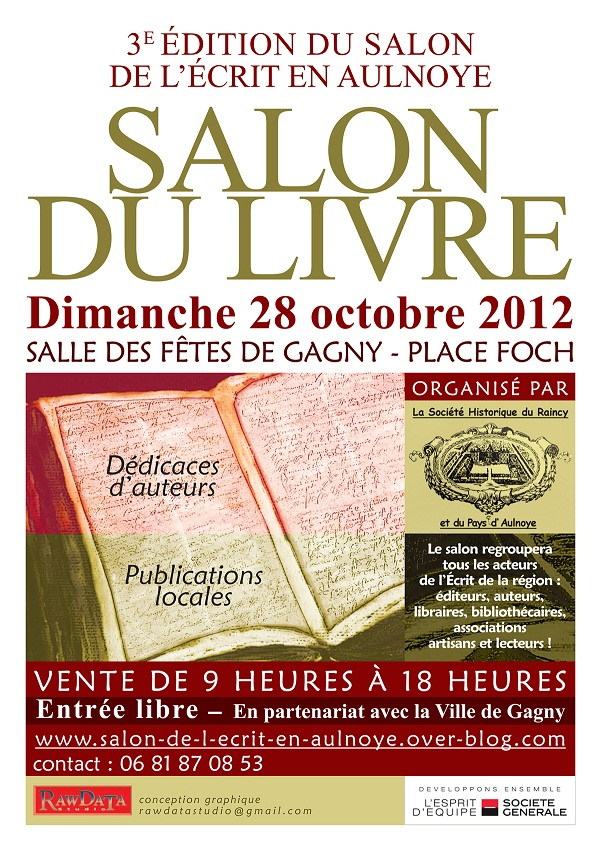 Evenements nicolaspilmann for Salon du livre a troyes